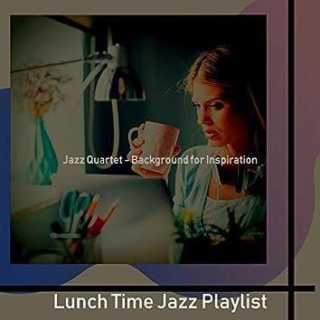 Jazz Quartet - Background for Inspiration