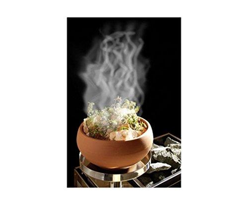 Infraworld Sole-Therme Pur für Hotline S4 Saunaofen Sauna Salz beige