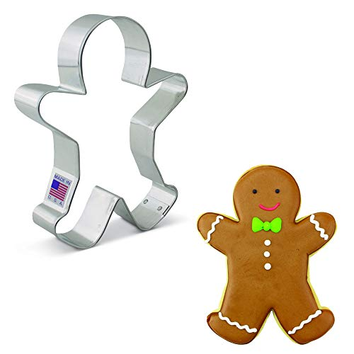 Ann Clark Cookie Cutters Cortador galleta hombre pan