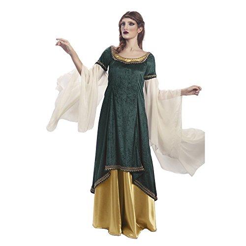 Limit da332TXS Mittelalter Prinzessin Galadriels Kostüme (XS)
