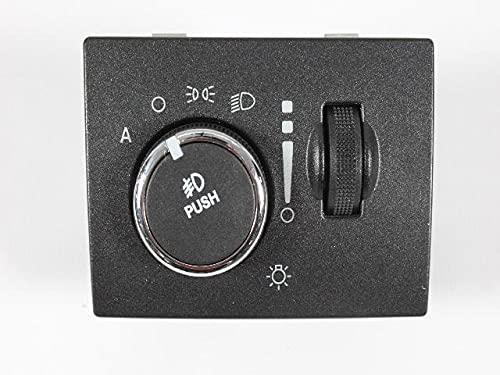 Genuine Chrysler 68029265AC Headlamp Switch