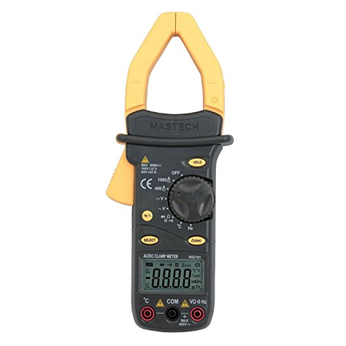 Mastech MS2101 Digital AC/DC Clamp Meter
