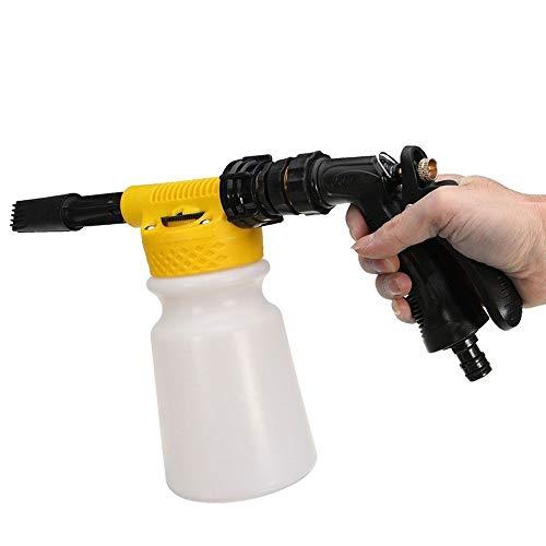 900ml Wasmachine van de Auto van de Hoge druk van de sneeuw Foamer waterpistool Car Cleaning Foam Lance Water Zeep Shampoo Spuitbus