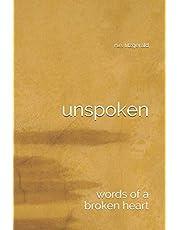 unspoken: words of a broken heart