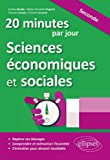 20 minutes par jour de Sciences économiques et sociales - Seconde