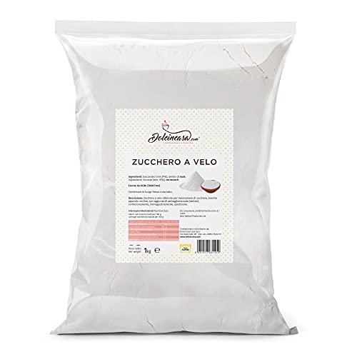 Zucchero a Velo in Polvere IMPALPABILE per dolci 1 kg