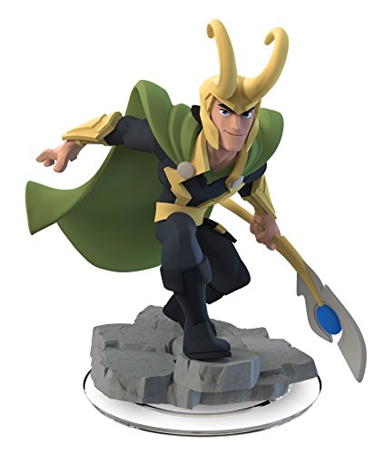 Disney Infinity 2.0: Einzelfigur – Loki – [alle Systeme] - 3