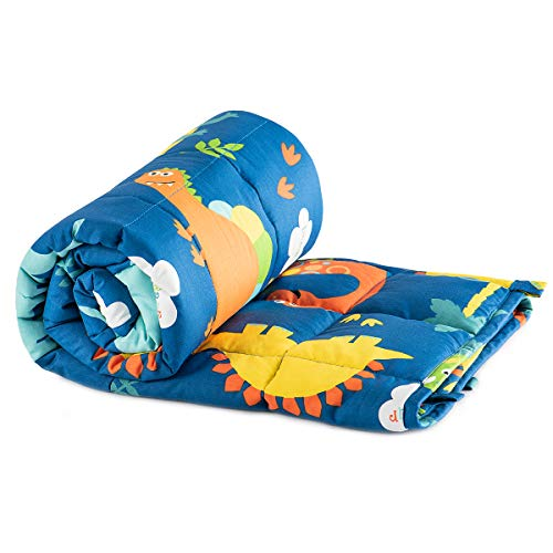 Sivio Kids Weighted Blanket, 5 lbs, 36 x 48 inches, 100% Natural...