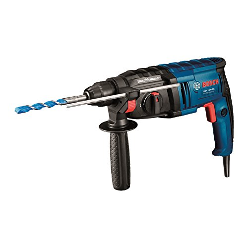 Great Features Of Bosch GBH 2-20 RE Professional Rotary Hammer with SDS-plus Corded Drill Easy Grip For Expert 600W (220v Corded Europe type C plug)