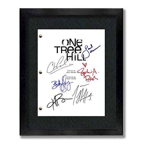 One Tree Hill TV Cast Autographed Signed Reprint 8.5x11 UNFRAMED Script - Sophia Bush, Brooke Davis, Bethany Joy Lenz, Haley James Scott, James Lafferty