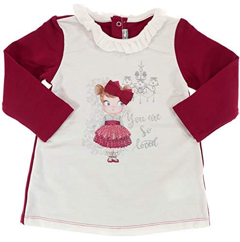 Mayoral - Vestido - para bebé niña borgoña 92 cm