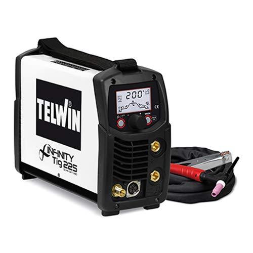 Telwin 816089 Soldadora Inverter Infinity TIG 225 DC-HF/Lift VRD 230V