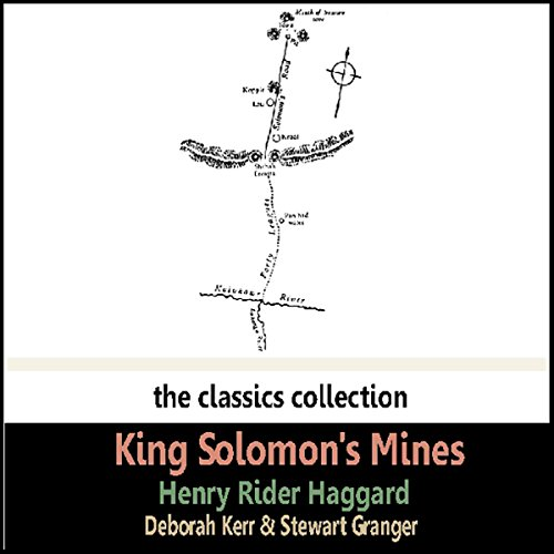 King Solomon's Mines                   By:                                                                                                                                 Henry Rider Haggard                               Narrated by:                                                                                                                                 Deborah Kerr,                                                                                        Stewart Granger                      Length: 49 mins     1 rating     Overall 5.0