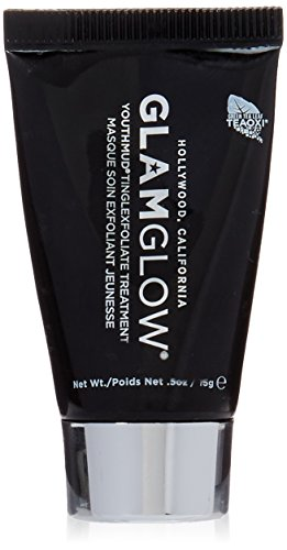 GlamGlow YOUTHMUD Tingling & Exfoliating Mud Mask (0.5 oz) - SMALLER Travel Size