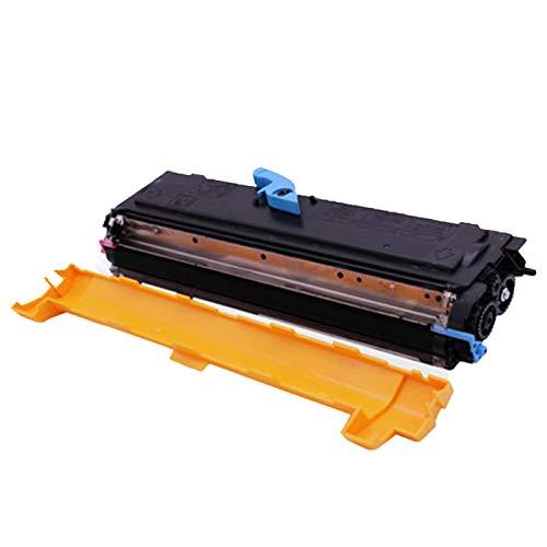 XIGU Compatible con Epson 6200L Cartucho de tóner de repuesto para impresora Epson 6200 6200L 6200T, Home School Suficent, página de alto brillo, baja tasa de polvo de desecho