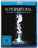 Supernatural: Staffel 14 [Blu-ray]