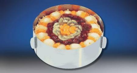 GEFU Tortenring Höhe 8 5 cm