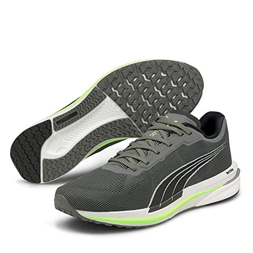 PUMA Velocity Nitro, Zapatillas para Correr Hombre, Castlerock, 24.5 EU
