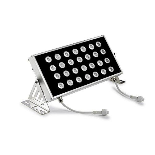 LEDs-C4 05-2499-54 H6-Projecteur ray 28xled cree 48w Anodisé