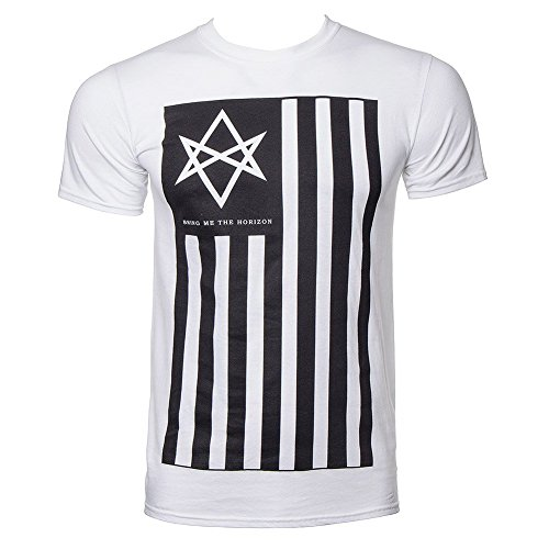 Bring Me The Horizon Unisexe T-shirt Officiel antivist XLARGE UK 42-44??EU 10...