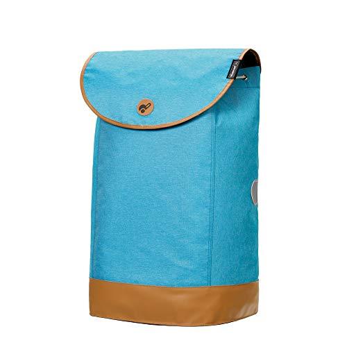 Andersen Shopper Tasche Emil 47 Liter blau