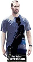 Notebook: Paul Walker Double Exposure , Journal for Writing, College Ruled Size 6