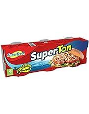 Superfresh Superton Ton Ayçiçekyağlı 75 Gr 3Lü Paket