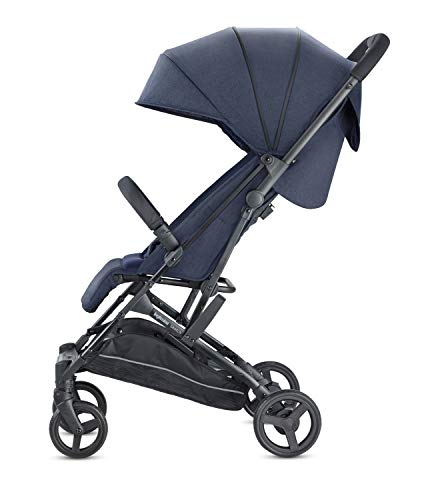 Inglesina Lightweight Compact Pushchair Blue Inglesina English prams and strollers Pram chairs and strollers unisex child. S.Paseo Sketch (Ag86L0Nav) 3