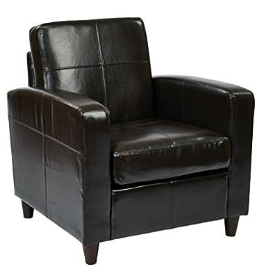 Ave Six VNS51A EBD Venus Club Chair