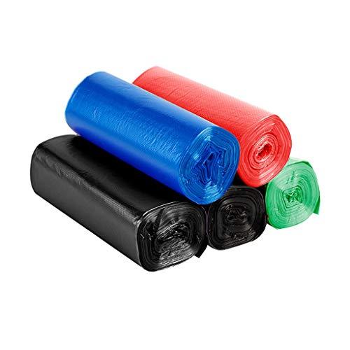 HSF Colores del hogar Bolsas de Basura Encargo al por Mayor de plástico Desechables Bolsas de Basura Gruesa Cuatro Colores clasificación Bolsas de Basura Bolsas para Cubo de Basura