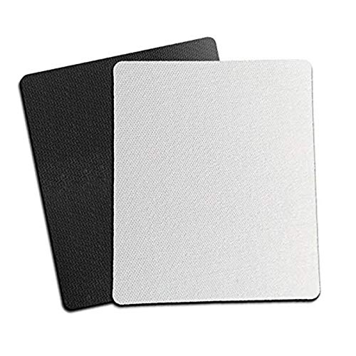 9 PCS Blank Mouse Pad for Sublimation Transfer Heat Press Printing Crafts 240X200X3mm