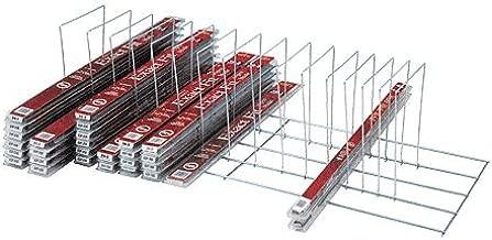 wiper blade storage rack