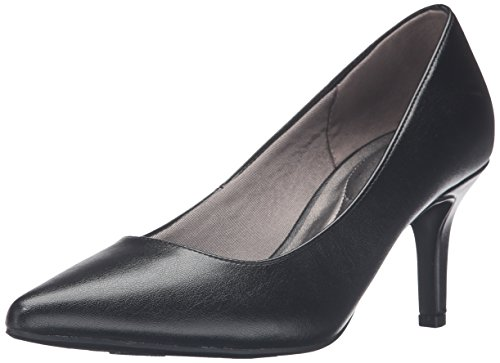 LifeStride Womens Sevyn Dress Pump, Black 4,9 W
