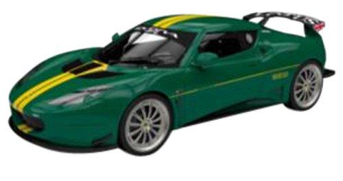 Corgi - CCC56602 - Radio Commande, Véhicule Miniature - Lotus Evora GT4 - Sport - Vert