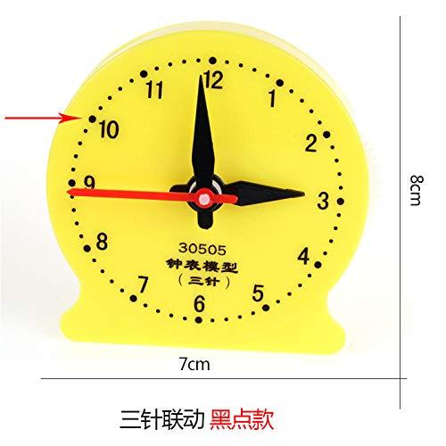 hlyhly Reloj Digital Relojes Los Estudiantes aprenden moldes