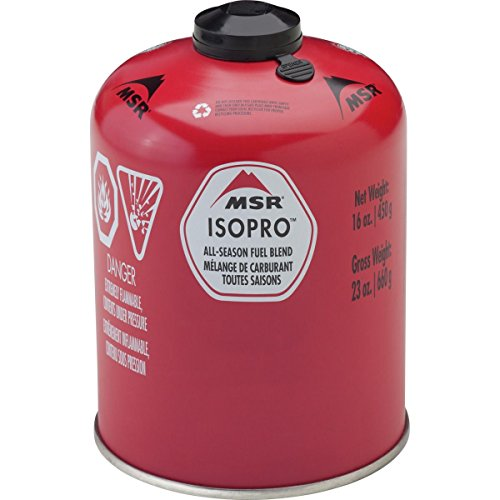 MSR (Mountain Safety Research) Gaskartusche 450g IsoPro Canister, One size, 4590