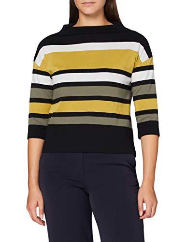 Betty Barclay Collection Damen 2308/1640 Sweatshirt, Green/Black, 48