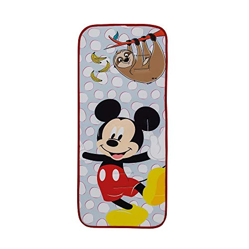 Interbaby Mk012 - Colchoneta Mickey The Craze, Gris