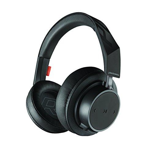 Plantronics Backbeat Go 600 Noise-Isolating Headphones, Over-The-Ear Bluetooth Headphones