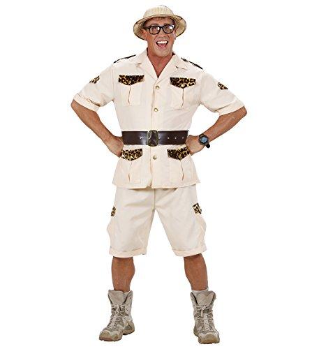 Seiler24 Cooles Safari Kostüm für Herren Größe 48-50