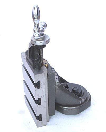 Drehbarer 2-Wege-Drehbank-Frässchieber für MYFORD Super 7 ML7 Präzisions-Qualität Ingenieur-Zubehör Drehtisch-Frässchraubstock Maschinen-Werkzeuge