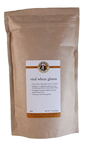 King Arthur Flour Vital Wheat Gluten - 1 lb (454g)