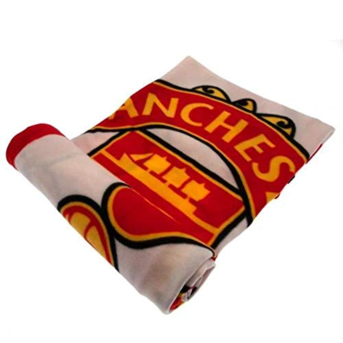Manchester United F.c. Fleece Blanket Pl