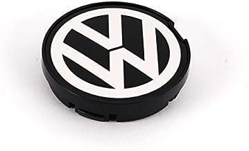 Original Volkswagen VW Autopartes Cubo Cubierta Aleación (Golf IV, Bora, Polo