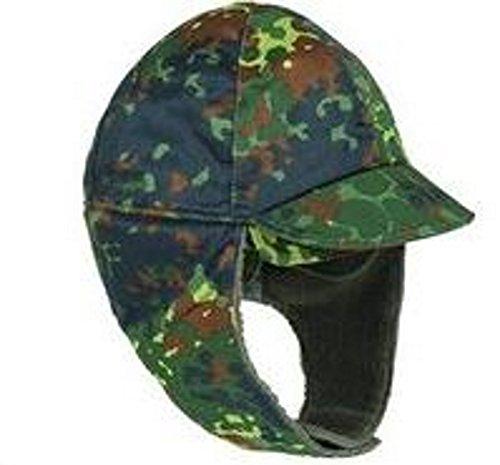 Bundeswehr Bonnet d'hiver en fonction TL, bw camo, Taille:60