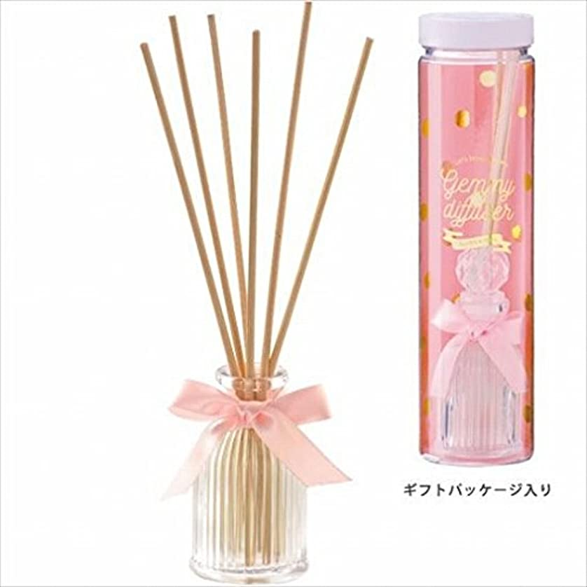 特性炭水化物責カメヤマキャンドル( kameyama candle ) GEMMY (ジェミー) ディフューザー 「 ピオニー 」