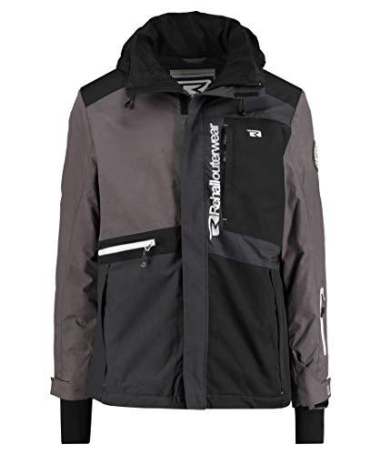 Rehall Tommy-R Snowjacket Herren-Snowboardjacke 50106 Wax Graphite Gr. M