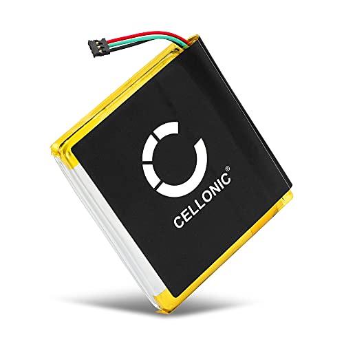 CELLONIC® Batería de Repuesto 361-00124-00 Compatible con Garmin Approach G80, 1900mAh Accu GPS Pila sustitución Battery
