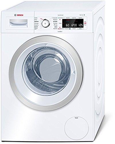 Bosch Serie 8 WAW285E0 - Lavadora (Independiente, Carga frontal, Blanco, Botones, Giratorio, Izquierda, LED)