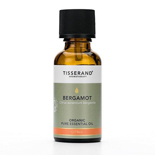 Tisserand Aromatherapy Bergamot Organic Essential Oil, 30 ml